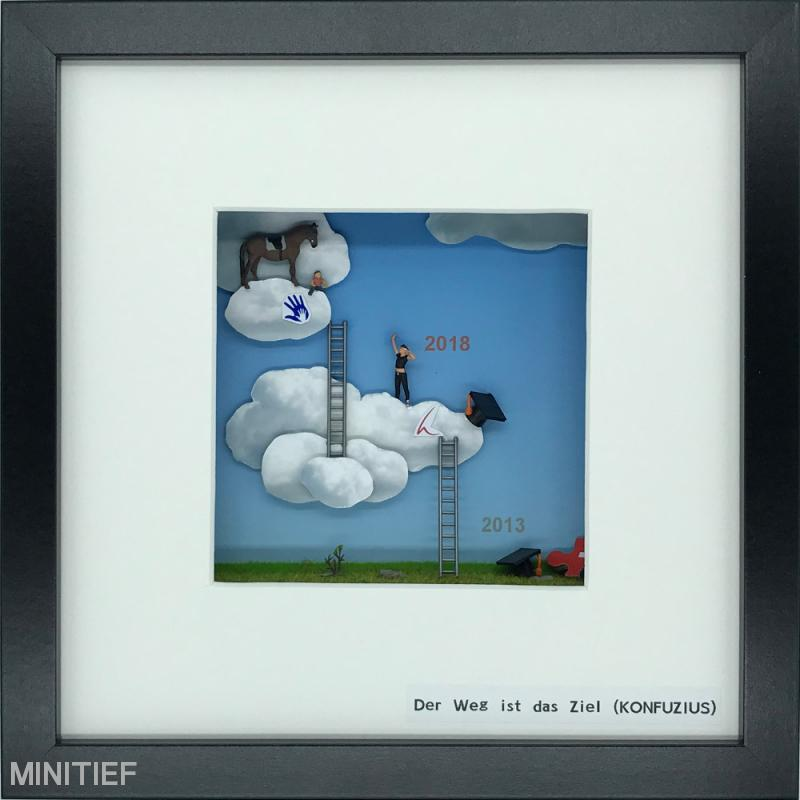 """Miniaturbild """"Der Weg ist das Ziel"""""""