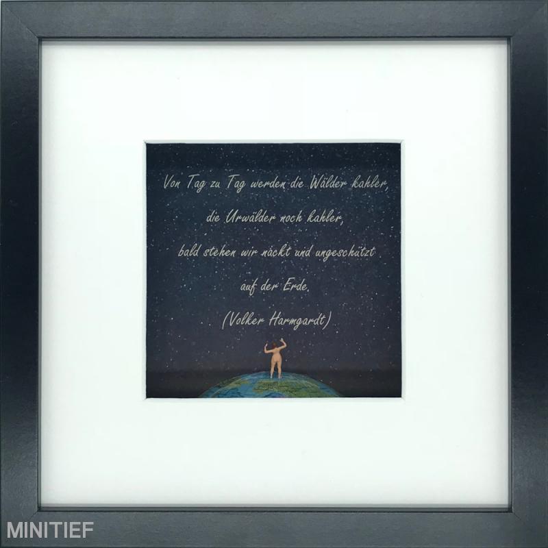 """Miniaturbild """"Bald nackt auf der Erde"""""""