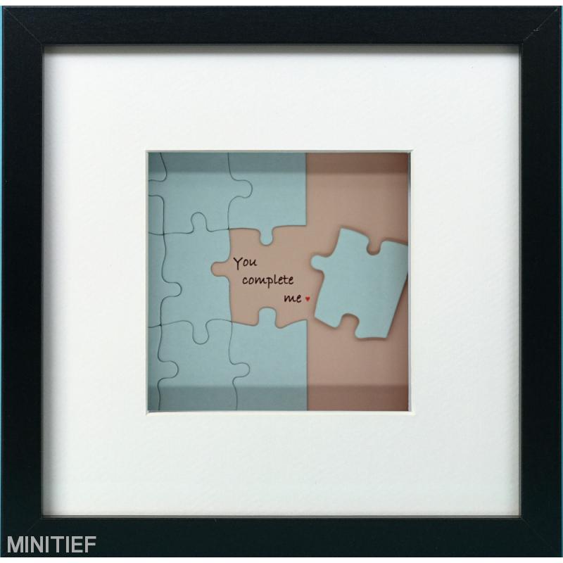 """Miniaturbild """"You complete me"""""""